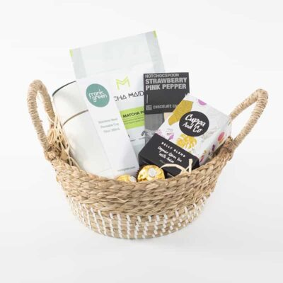 cosy tea hamper