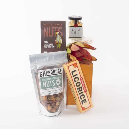 Your Nuts gift box
